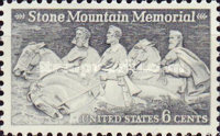 [Stone Mountain Memorial, type AFS]
