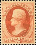 [Printed by American Bank Note Company - Designs of 1873. Thin to Thick Soft Porous Paper, Typ AG8]