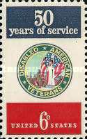 [Disabled American Veterans and Servicemen, type AGF]
