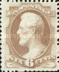 [Special Printings - Designs of 1873. Hard White Wove Paper without Gum, type AI4]