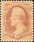 [Printed by American Bank Note Company - Designs of 1873. Thin to Thick Soft Porous Paper, type AI5]