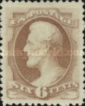 [Special Printing of the 1879 Issue - Soft Porous Paper without Gum, Typ AI6]
