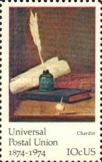 [Universal Postal Union Issue, Typ AKD]
