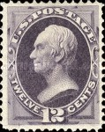 [Henry Clay - White Wove Paper, type AL]