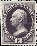 [Special Printings - Designs of 1873. Hard White Wove Paper without Gum, Typ AL4]