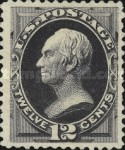 [Special Printing of the 1873 Issue - Soft Porous Paper without Gum, type AL5]