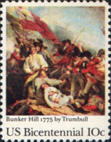 [The 200th Anniversary of american Independence - Famous Battle's, Typ ALG]