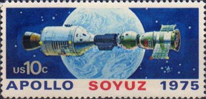 [Apollo Soyuz Space Issue, Typ ALL]
