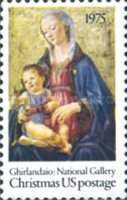 [Christmas Stamps, Typ ALV]