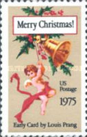 [Christmas Stamps, Typ ALW]