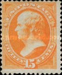[Designs of 1870-1871 with Secret Marks - Printed by the National Bank Note Company. See Also No. 60A-69A, тип AM2]