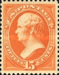 [Printed by American Bank Note Company - Designs of 1873. Thin to Thick Soft Porous Paper, Typ AM5]