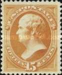 [Special Printing of the 1879 Issue - Soft Porous Paper without Gum, Typ AM6]