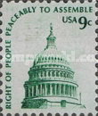 [Americana Issue - Capitol Dome, Typ AMB]