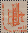 [Americana Issue - Printing Press, Typ AMD]