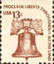 [Americana Issue - Liberty Bell, Typ AMF]