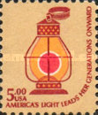 [Americana Issue - Lamps, Typ AMQ]