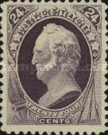 [Special Printing of the 1873 Issue - Soft Porous Paper without Gum, type AN4]