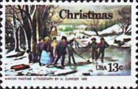 [Christmas Stamps, Typ AQH]