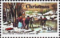 [Christmas Stamps, Typ AQH1]