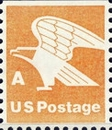 [Eagle - For Domestic use (15 cents), Typ ARO1]