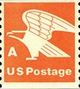 [Eagle - For Domestic use (15 cents), Typ ARO2]
