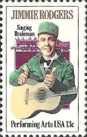 [Performing Arts - Jimmie Rodgers, Typ ASB]