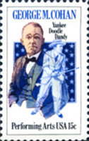 [Performing Arts - George M.Cohan, Typ ASC]