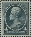 [George Washington & Andrew Jackson, type AT]