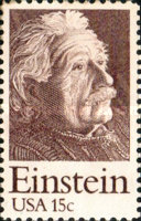 [The 100th Anniversary of Birth of Albert Einstein, 1879-1955, Typ ATB]