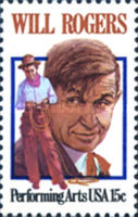 [Performing Arts - Will Rogers, Typ ATY]