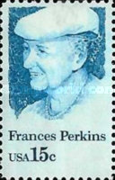 [Frances Perkins, Typ AUU]