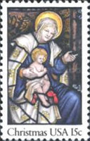 [Christmas Stamps, Typ AVP]