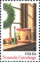 [Christmas Stamps, Typ AVQ]