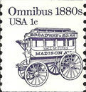 [Transportation Issue - Coil Stamps, Typ AXM]