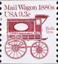 [Transportation Issue - Coil Stamps, Typ AXU]