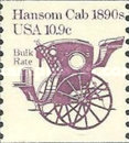 [Transportation Issue - Coil Stamps, Typ AXV]