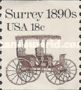 [Transportation Issue - Coil Stamps, Typ AXY]