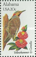 [State Birds and Flowers, Typ AZP]