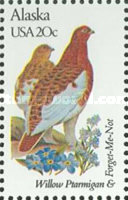 [State Birds and Flowers, Typ AZQ]