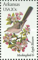 [State Birds and Flowers, Typ AZS]