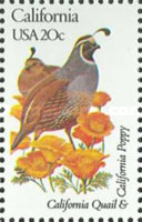 [State Birds and Flowers, Typ AZT]