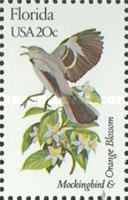 [State Birds and Flowers, Typ AZX]