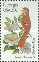 [State Birds and Flowers, Typ AZY]