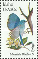[State Birds and Flowers, Typ BAA]