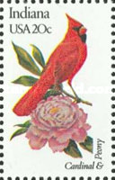 [State Birds and Flowers, Typ BAC]