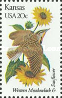 [State Birds and Flowers, Typ BAE]