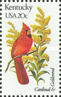 [State Birds and Flowers, Typ BAF]