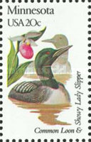 [State Birds and Flowers, Typ BAL]