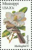 [State Birds and Flowers, Typ BAM]